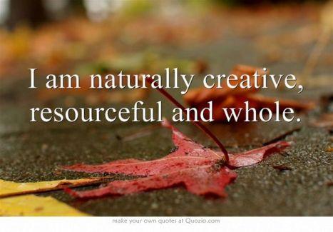 NaturalCreativeResourceWholeLeaf